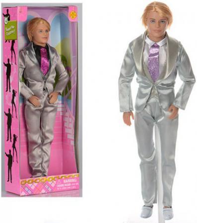 Кукла Defa Lucy Джентльмен 29 см в ассортименте 8192 кукла defa lucy модная white light blue 8316bl