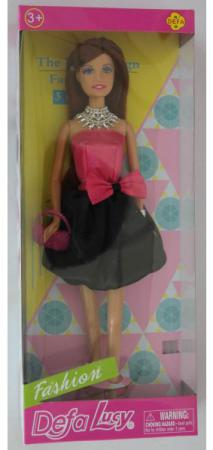 Кукла Defa Lucy «Модница» 29 см в ассортименте 8272 кукла defa lucy модница 29 см в ассортименте 8272