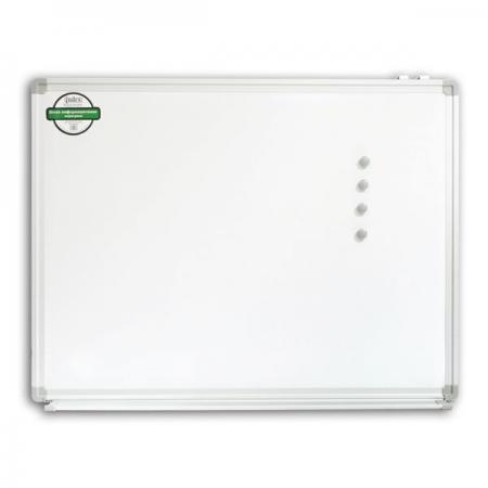 Доска магнитно-маркерная, 100х150 см, металлическая рама IWB-206 цена и фото
