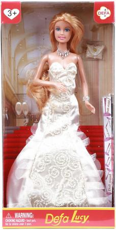 Кукла Defa Lucy Светский раут 29 см в ассортименте 8270 кукла defa lucy 8296a