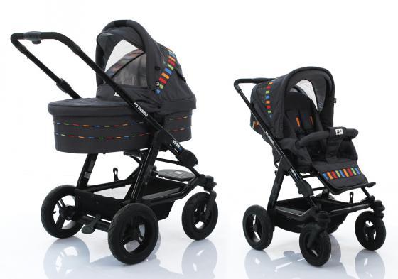 Коляска 2-в-1 FD-Design Viper 4S (multicolor) fd design fd design коляска 2 в 1 lingo 4s graphite