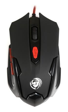 лучшая цена Мышь проводная Dialog Gan-Kata MGK-10U чёрный USB