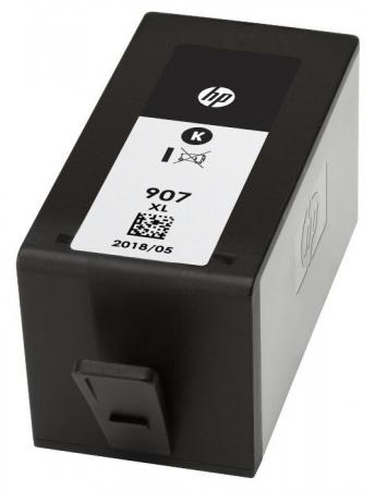 все цены на  Картридж HP 907XL T6M19AE для HP OJP 6960 черный 1500стр  онлайн