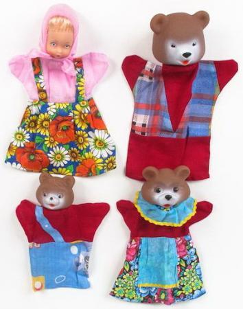 Игровой набор Русский Стиль Три медведя 4 предмета 11254 игровой набор русский стиль три медведя 4 предмета 11064