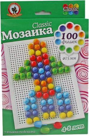 Мозайка 100 элементов Русский Стиль Сlassic 03973. вышивка русский стиль бабочка с пяльцами