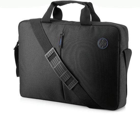 Сумка для ноутбука 15.6 HP TValue BLK Topload синтетика черный T9B50AA