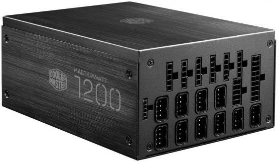 все цены на  Блок питания ATX 1200 Вт Cooler Master MPZ-C001-AFBAT-EU  онлайн
