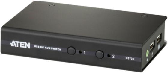 Переключатель KVM ATEN CS72D-AT цена