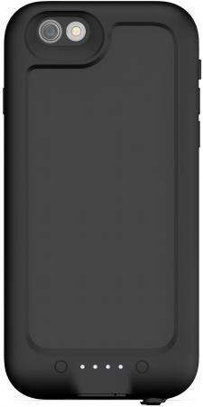 все цены на  Чехол-аккумулятор Mophie Juice Pack H2PRO, водонепроницаемый для iPhone 6 чёрный 3069  онлайн