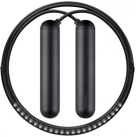 Умная скакалка Tangram Smart Rope M 258см черный SR_BK_M умная скакалка tangram smart rope m 258см черный sr bk m