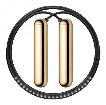 Умная скакалка Tangram Smart Rope L 274см золотистый SR_GL_L умная скакалка tangram smart rope m 258см черный sr bk m