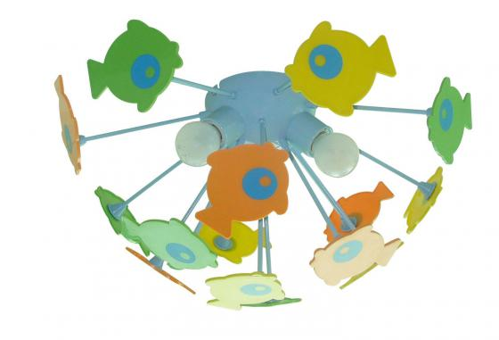 Потолочная люстра Citilux Рыбки 1300 citilux потолочная люстра citilux кода cl216163