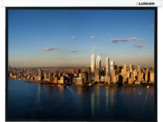 Экран настенный Lumien LMP-100106 244 x 244 см утюг 5545