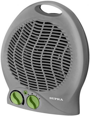 Тепловентилятор Supra TVS-220F-2 2000 Вт серый tvs basilico