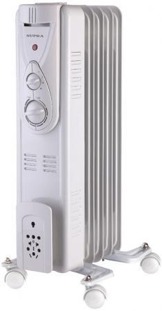 Масляный радиатор Supra ORS-05-P2 1000 Вт белый