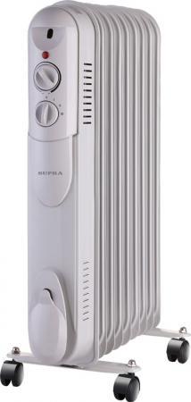 Масляный радиатор Supra ORS-09-S1 2000 Вт белый supra масляный радиатор supra ors 07 ms white