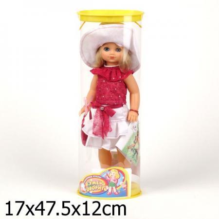 Кукла Весна Лиза 16 49 см со звуком говорящая В2144/о кукла весна лиза в2144 о