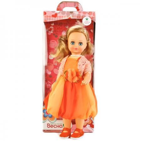 Кукла Весна Лиза 19 49 см со звуком В2240/о цена