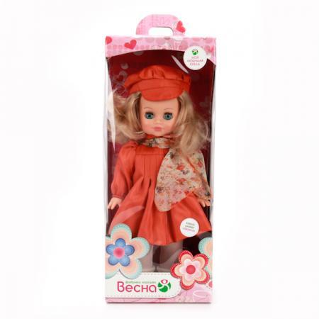 Кукла Весна Наталья 2 35 см со звуком В280/о кукла весна алсу 35 см со звуком в1634 о
