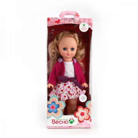 Кукла ВЕСНА Элла 7 42 см со звуком В2956/о весна кукла анна 7 со звуком весна