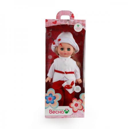 Кукла Весна Жанна 6 34 см со звуком В324/о весна весна кукла жанна 10 озвученная 34 см