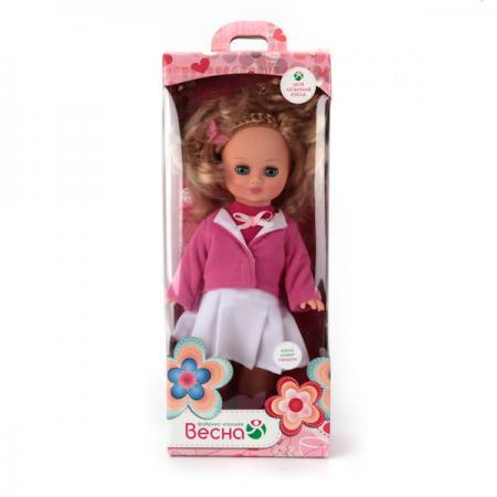 Кукла Весна Лена 4 35 см со звуком В332/о кукла весна алсу 35 см со звуком в1634 о