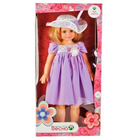 Кукла Весна Лиза 1 42 см — В35/о весна весна кукла интерактивная лиза 12 озвученная 42 см