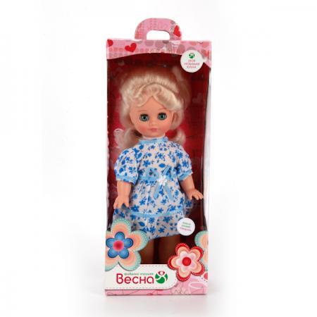 Кукла Весна Наталья 7 35 см со звуком В645/о кукла весна кукла алла 7 35 см