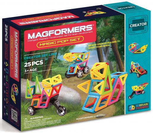 Магнитный конструктор Magformers Magic Pop 25 элементов 63130/703005 цены
