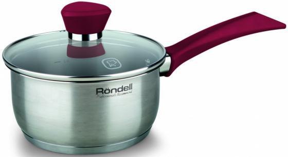 Ковш Rondell Strike 811-RDS 14 см 0.9 л нержавеющая сталь ковш rondell rds 812 strike