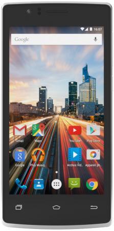 """все цены на Смартфон ARCHOS 45c Helium черный 4.5"""" 8 Гб LTE Wi-Fi GPS 3G 503146"""