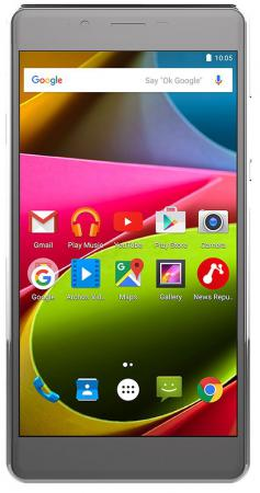 Смартфон ARCHOS 55 Cobalt Plus серый 5.5 16 Гб Wi-Fi GPS 3G LTE 503148