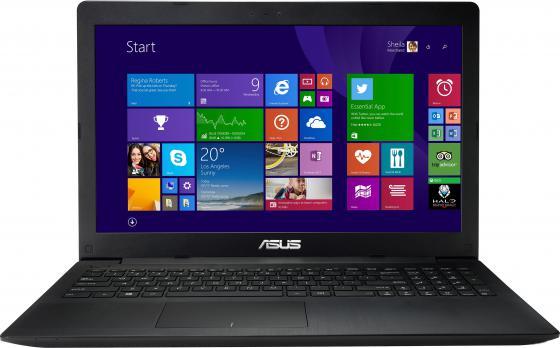 Ноутбук ASUS F553SA-XX305T 15.6 1366x768 Intel Celeron-N3050 500 Gb 2Gb Intel HD Graphics черный Windows 10 Home 90NB0AC1-M06000 ноутбук asus x553sa xx137t 15 6 intel celeron n3050 1 6ghz 2gb 500gb hdd 90nb0ac1 m04470