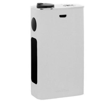 Батарейный мод Joyetech eVic VTwo 80 W 5000 mAh белый + клиромайзер Cubis Pro батарейный мод joyetech evic vtwo 80w 5000 mah в комплекте с клиромайзером оранжевый