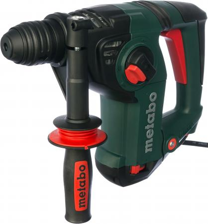 Перфоратор SDS Plus Metabo KHE 3250 800Вт 600637000 перфоратор khe 2444 606154000 800 вт 2 3 дж патрон sds plus metabo метабо