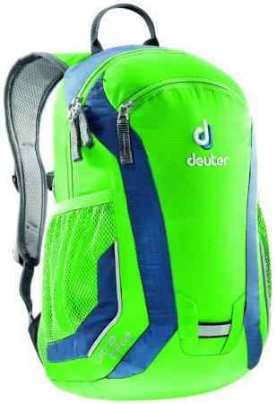 Велорюкзак Deuter Ultra bike 10 л зелёно-синий велорюкзак deuter giga bike с отделением для ноутбука 28 л 80444 3980 сине голубой