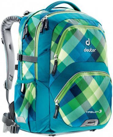 Школьный рюкзак Deuter Ypsilon 28 л зеленый синий 80223-3216 deuter giga blackberry dresscode