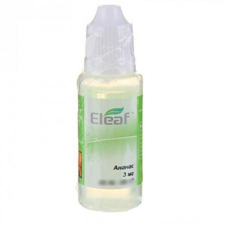 где купить Жидкость для заправки электронных сигарет Eleaf Ананас 3 mg 20 мл по лучшей цене