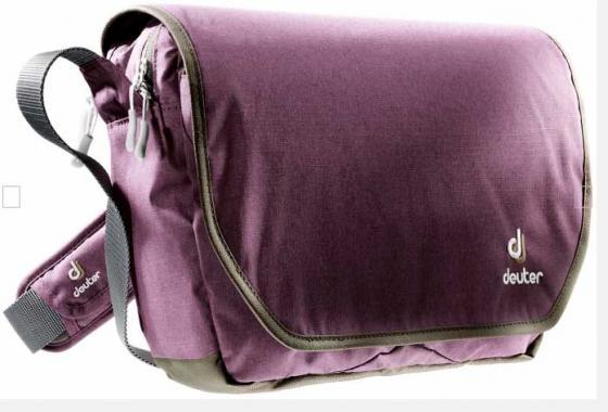 Сумка Deuter Carry out 4 л фиолетовый 85013-5608 сумки deuter сумка deuter 2017 tommy m dresscode black