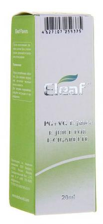 где купить Жидкость для заправки электронных сигарет Eleaf Энергетик 3 mg 20 мл по лучшей цене