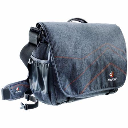 Сумка с отделением для ноутбука Deuter OPERATE III 19 л серый оранжевый 172300-646 сумка deuter сумка shoulder bags operate i бирюзовая
