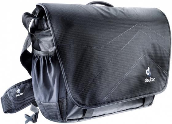 Сумка с отделением для ноутбука Deuter OPERATE III 19 л черный серебристый 172300-646 велорюкзак с отделением для ноутбука deuter giga bike 28 л 80444 3980 сине голубой