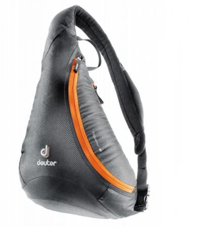 Сумка Deuter Tommy S 5 л черный оранжевый 81203-7900 сумка поясная deuter organizer belt цвет черный 1 8 л