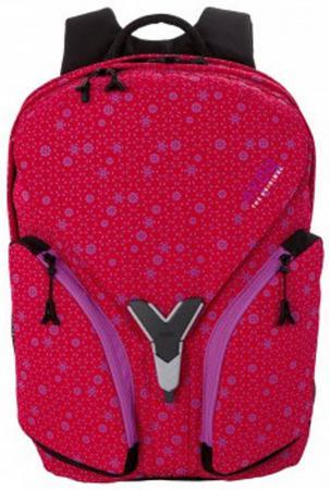 Рюкзак с отделением для ноутбука 4YOU МИНИМАЛИЗМ 23 л красный 114800-117