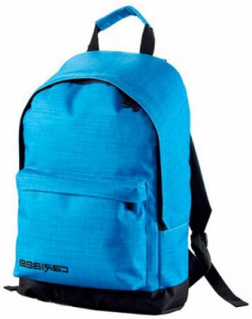 Рюкзак с анатомической спинкой CARIBEE CAMPUS 22 л голубой 64701 рюкзак campus murter olive
