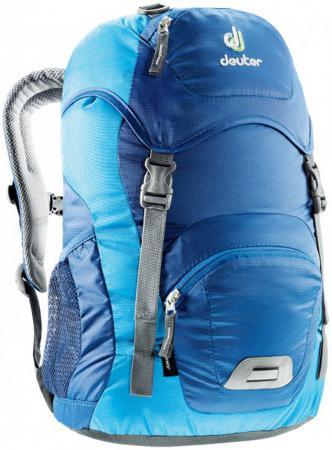 Школьный рюкзак Deuter JUNIOR 18 л синий голубой 36029-3352 сапоги id collection id collection id384amwwk75