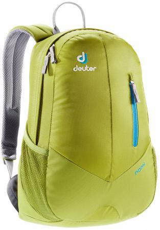 Городской рюкзак Deuter Nomi 16 л салатовый 83739 -5032 городской рюкзак deuter futura 20 sl 20 л фиолетовый розовый 34194 3503