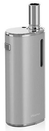 Электронная сигарета Eleaf INano Kit 0.8 мл 650 mAh стальной
