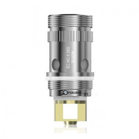 Испаритель Eleaf EC NC 0.25 Ом батарейный мод eleaf ipower 5000 mah 80 w стальной