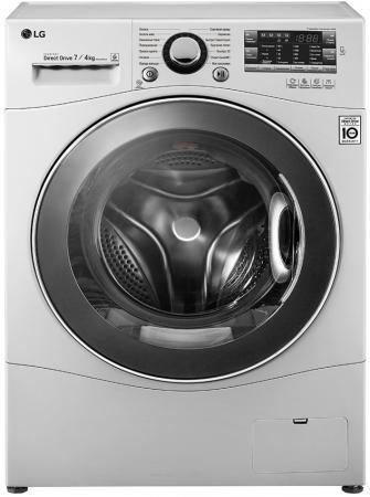 Стиральная машина LG FH2A8HDM2N белый барабан к стиральной машине lg